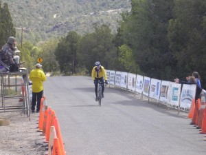 2006 Tour de Gila, Pinos Altos, NM: Citizens Mountain Climb Race 5th place finish