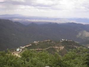 Whipple Observatory, Tucson, AZ
