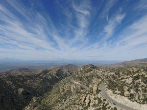 . Lemmon High Way, Arizona