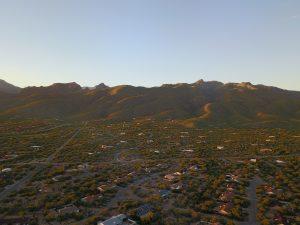 Catilina Mountain Range, Tucson, AZ