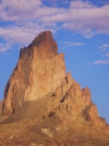 El Capitan, Keynta, Arizona