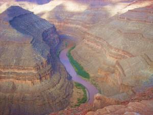 Colorado River Goose Neck Page, Arizona