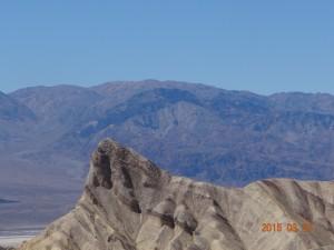 Zebriski Point, Death Valley, CA