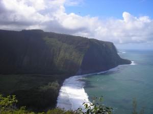 Coastline, Island of Hawaii