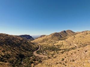 Molina Basin, Mt. Lemmon, Highway, Arizona