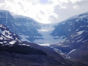Columbia Ice Fields, British Columbia, Canada